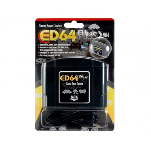 1Ed64 Plus Game Save Device