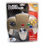 Control N64 TTX Dorado para Nintendo 64