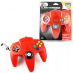 Control N64 TTX Rojo para Nintendo 64