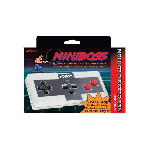 Control Inalámbrico NES Classic Miniboss Nyko