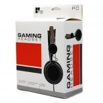 Audífonos & Micrófono Gaming Headset Para PC TTX