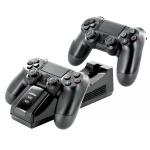 Base Cargador NYKO para PlayStation 4.