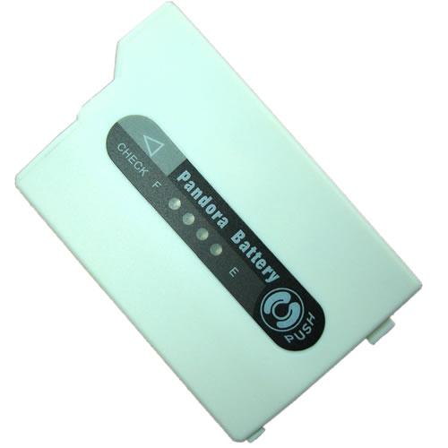 Bateria Pandora 1200mah para PSP Slim Accesorios