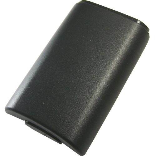 Tapa Bateria Control para Xbox 360 Negra Refacciones