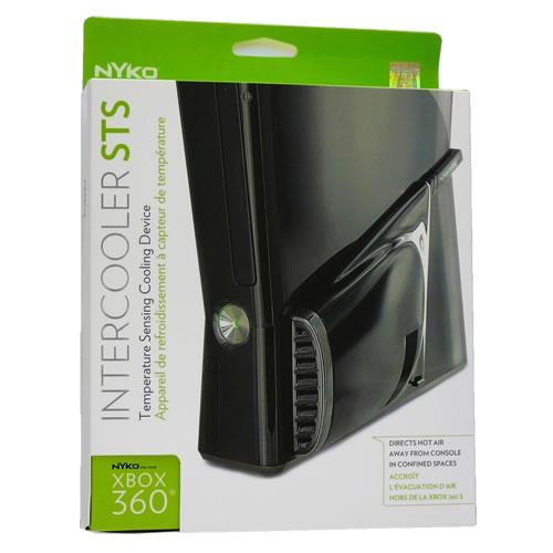 Ventilador Intercooler Sts Nyko Para Xbox 360 Slim Accesorios
