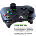 Control Mando Original Xbox One Tipo Scuf Gaming Scuff 2 pallets Color original