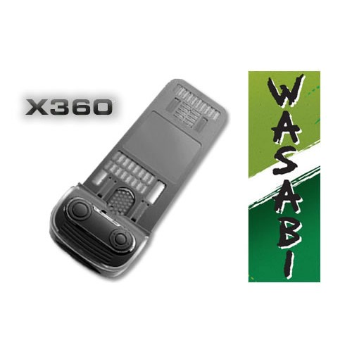 Wasabi Ultra 360 para Xbox Fat Desarrollo / Devices