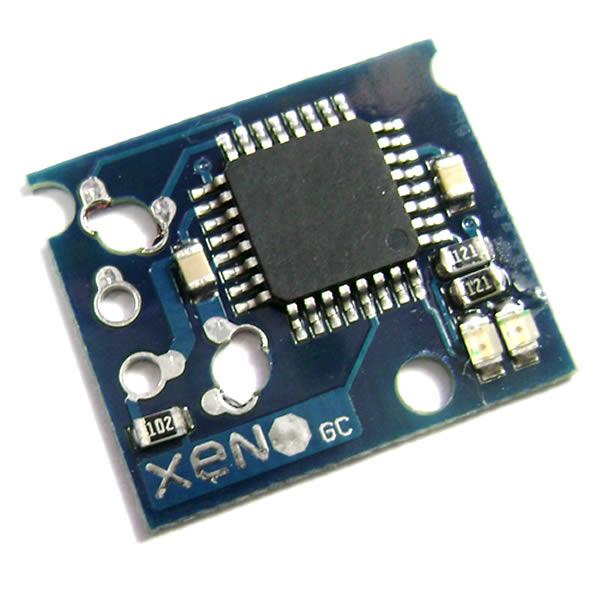 agotado xeno gc chip desarrollo devices