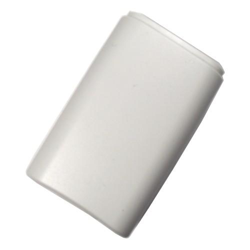 Tapa Bateria Control para Xbox 360 Blanca Refacciones