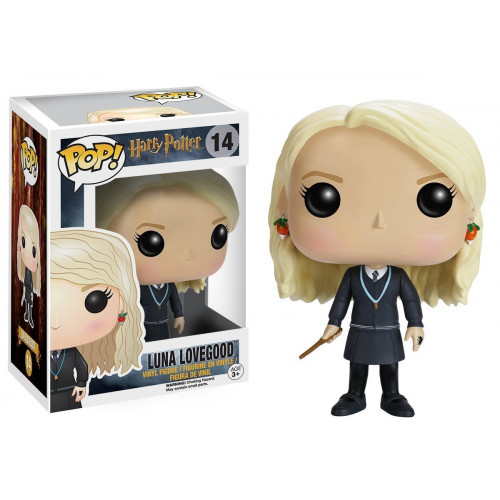 1 Luna Lovegood N°14 Pop Funko.