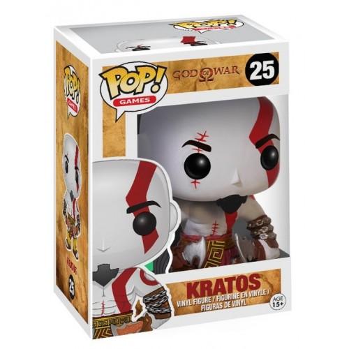 Kratos God Of War N°25 Pop Funko