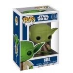 Yoda Star Wars N°02 Pop Funko