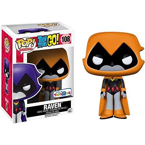 1 Raven Teen Titans Go N°108 Pop Funko.