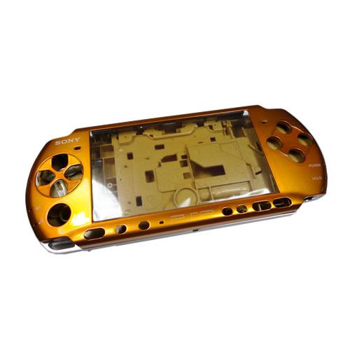 Carcasa Dorada Completa PSP 3000 Tunning