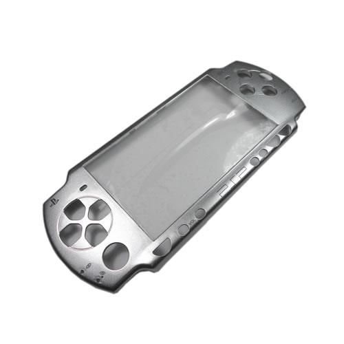 Faceplate Plateada PSP Slim Tunning