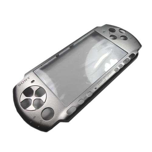 Faceplate Plateada PSP Slim 3000 Tunning